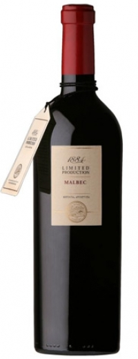 1884 Limited Production Malbec | Bodegas Escorihuela - Argentinien