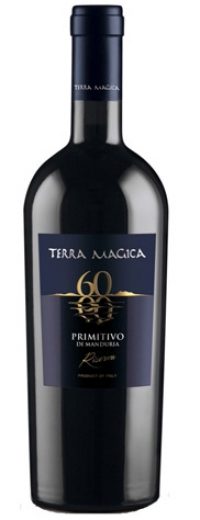 Terra Magica Primitivo di Manduria Riserva DOP  Italien