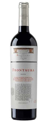 Frontaura Crianza, Toro DO